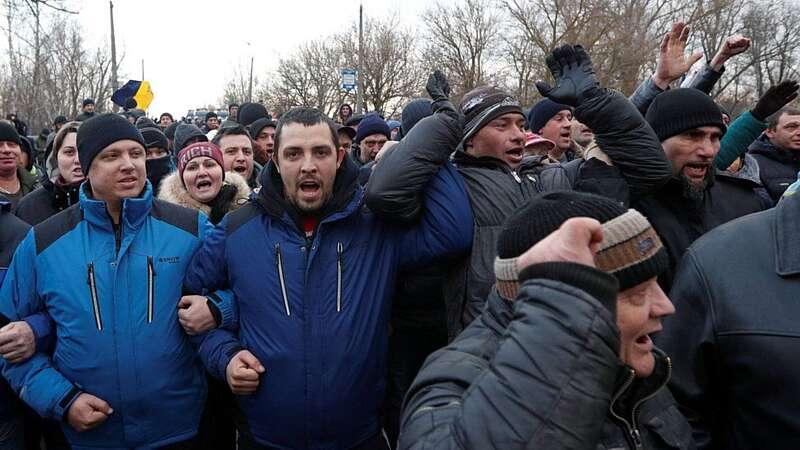 Українці не будуть просто помирати, вся країна може стати Новими Санжарами