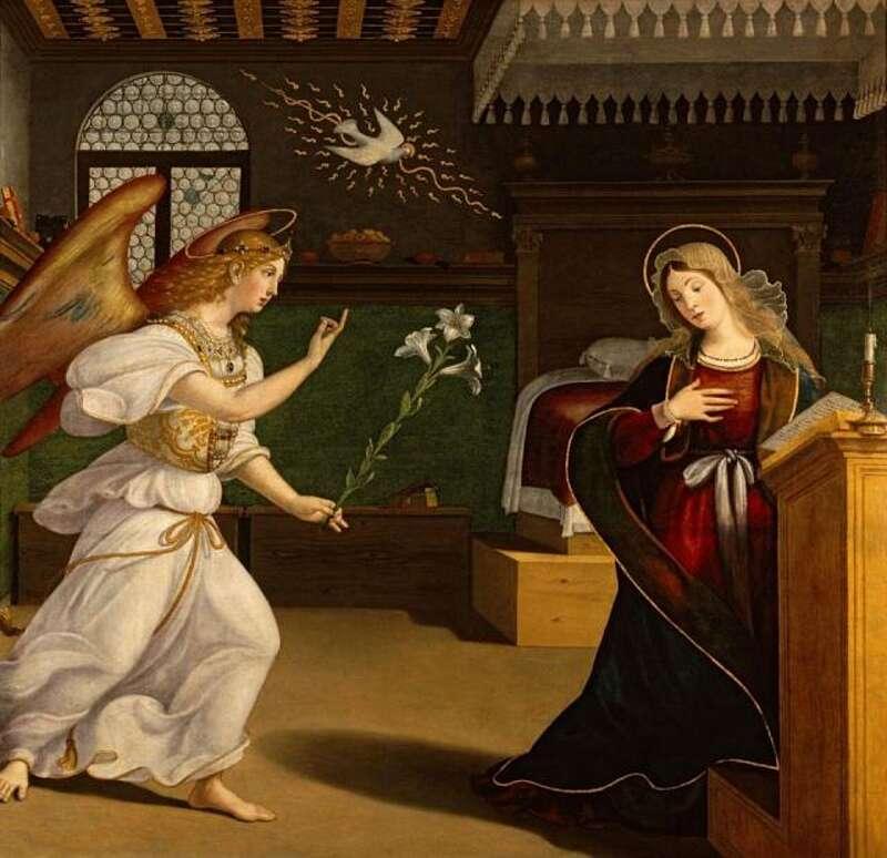 7 квітня велике релігійне свято – Благовіщення Пресвятої Богородиці