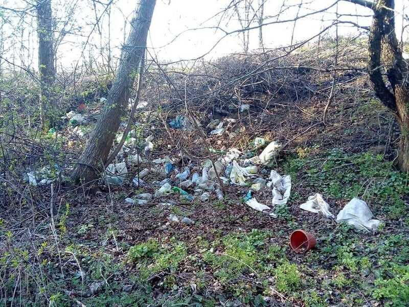 Люди добрі, схаменіться! – староста Могилівки показав смітник за селом