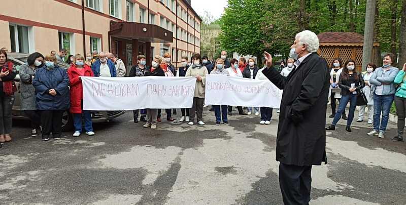 Де 110 мільйонів субвенції на медицину Вінницькій області від Кабміну?
