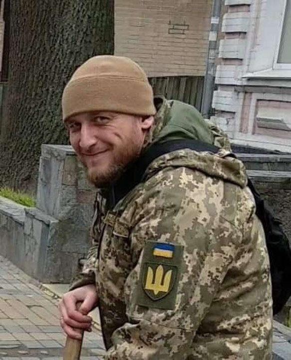 Фронтовик Гром звернувся у Вінниці до Зеленського на річницю інаугурації президента (відео)