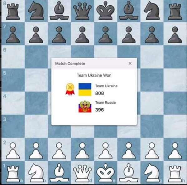 Вінницькі шахісти виграли Світову лігу в складі збірної