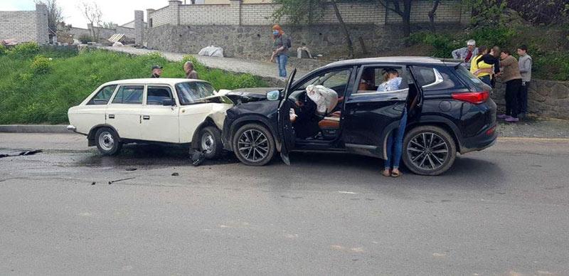 «Якби не подушки безпеки, я б загинув», — новий голова Жмеринської РДА потрапив у ДТП