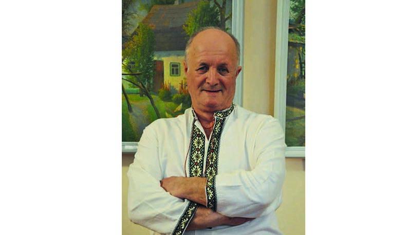 В столиці Подільської вишиванки народився «вдарений Україною» художник