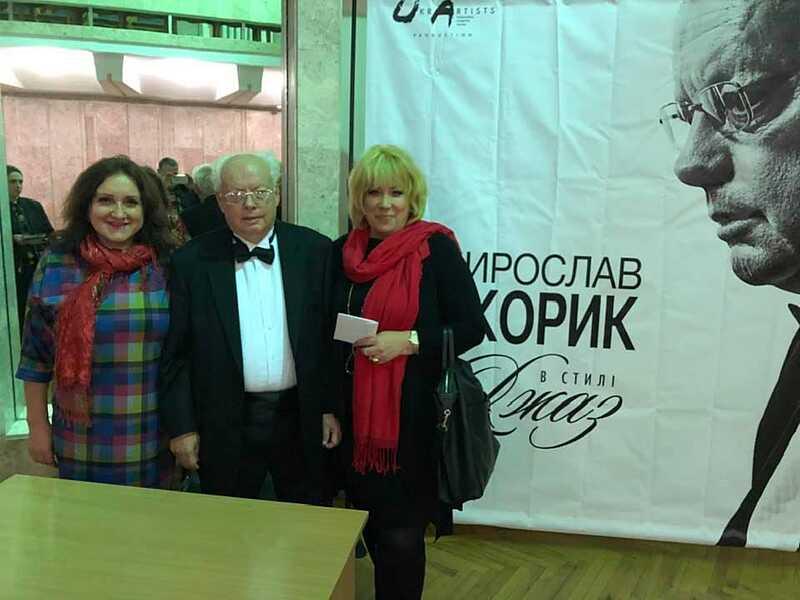 Мирослав Скорик давав інтерв'ю «33-му» під час гастролей до Вінниці. Не думали, що воно буде останнім