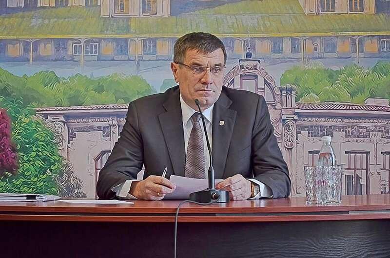 Скоротити виконком меру Жмеринки Анатолію Кушніру не вдалося