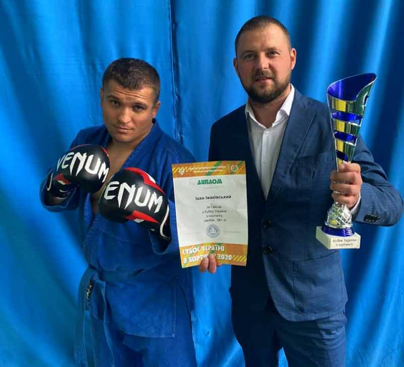 Олег Шевченко: Хортинг – це особливе українське бойове мистецтво, що підкорює світ