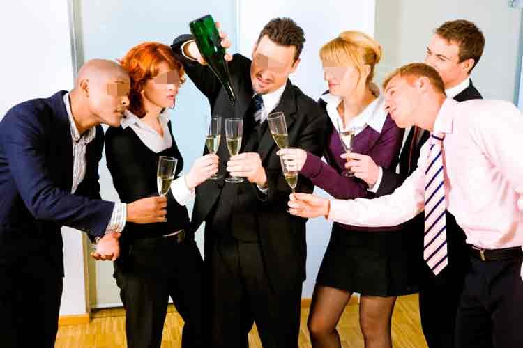 На роботі я стала алкоголічкою (лист)