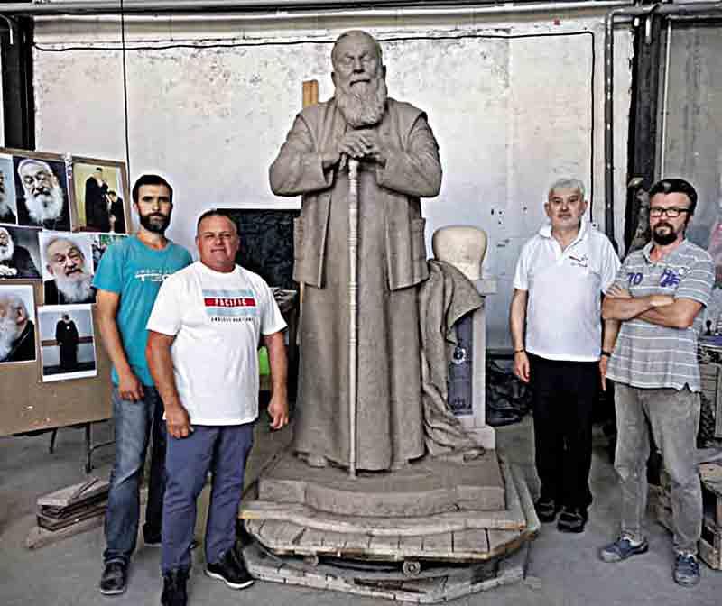 Пам'ятник патріарху з'явиться у Вінниці
