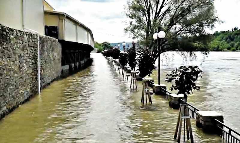 Потоп на Вінниччині. Востаннє подібне трапилось у 2008 році