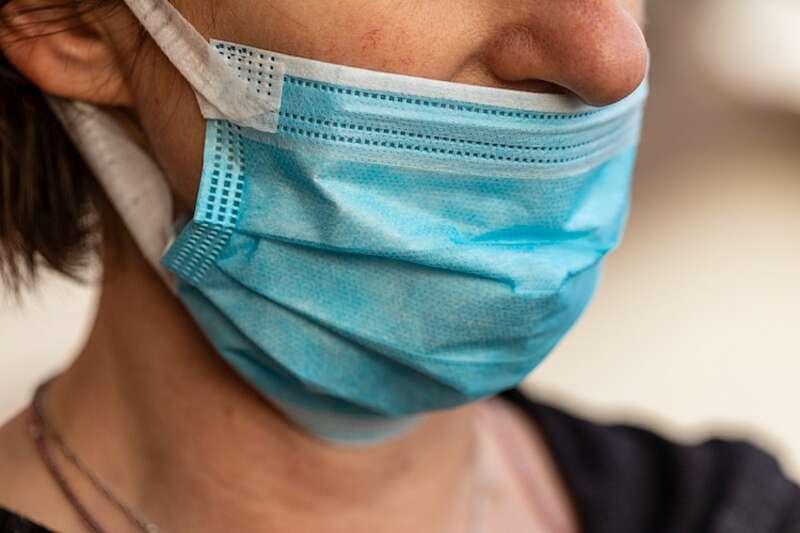 Якщо ваш ніс відкритий, то вважайте що ви без маски