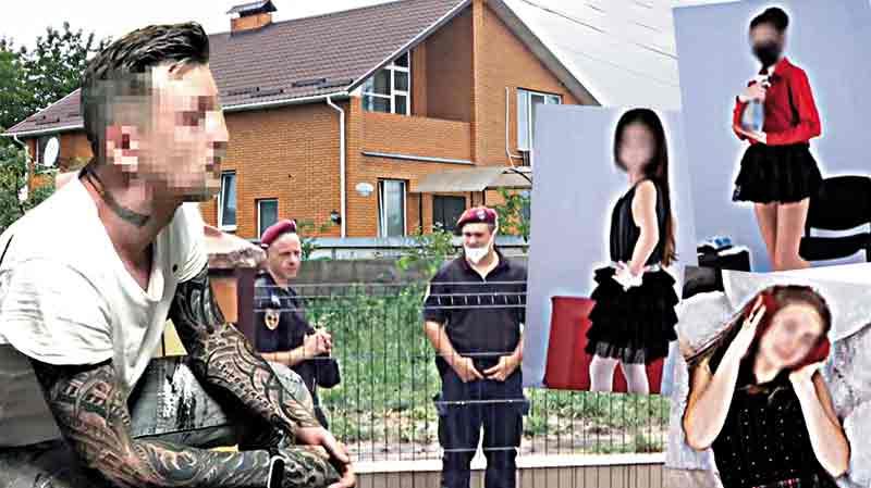 Австрієць та вінничанка знімали порно з дітьми для іноземців під прикриттям модельної агенції