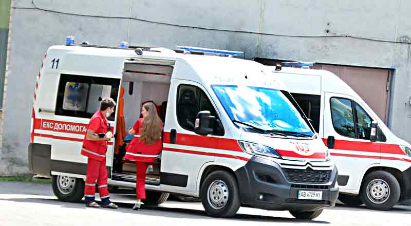 Померла старша медсестра «швидкої допомоги»