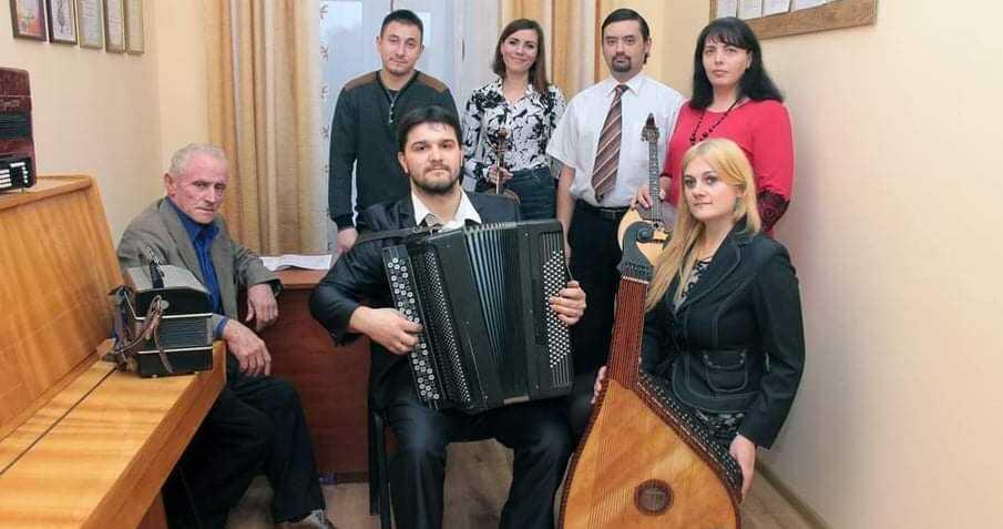 Успіхи народно-оркестрового відділу Ямпільської дитячої музичної школи