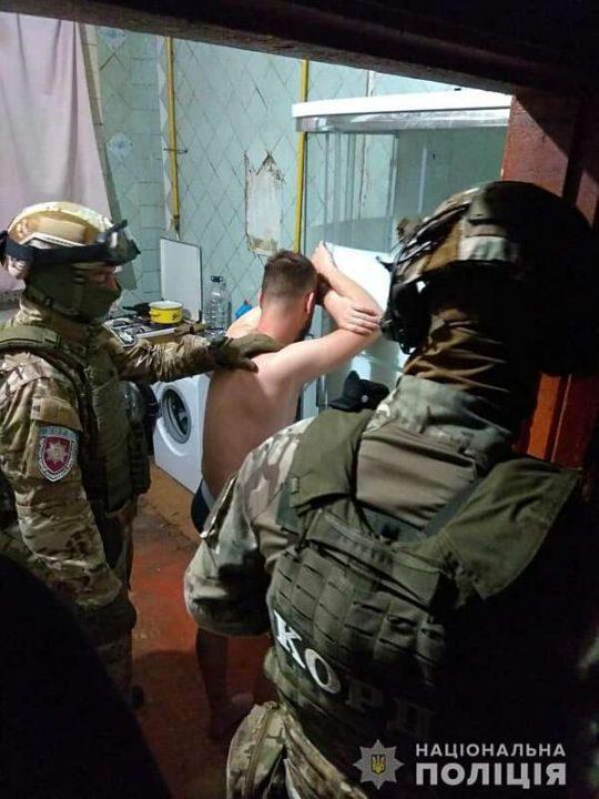 Поліція Вінниці пояснила за що вночі затримала лідера Нацдружин Вербецького…