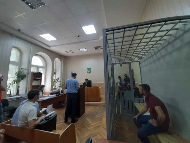 Цілодобовий домашній арешт Андрію Вербецькому дав суд Вінниці у справі побиття активіста партії Шарія (відео)