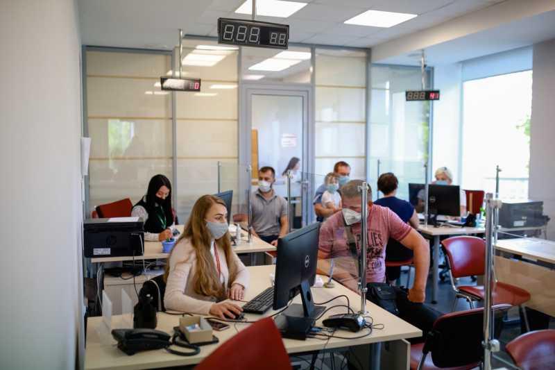 Територіальний сервісний центр МВС відновив свою роботу у «Прозорому офісі» на Брацлавській – Сергій Моргунов