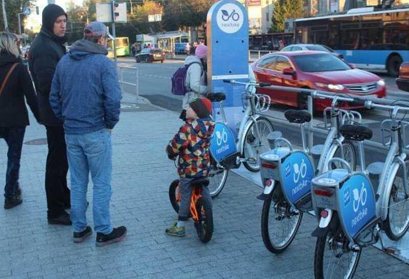 Велосипед стає масовим транспортом у Вінниці
