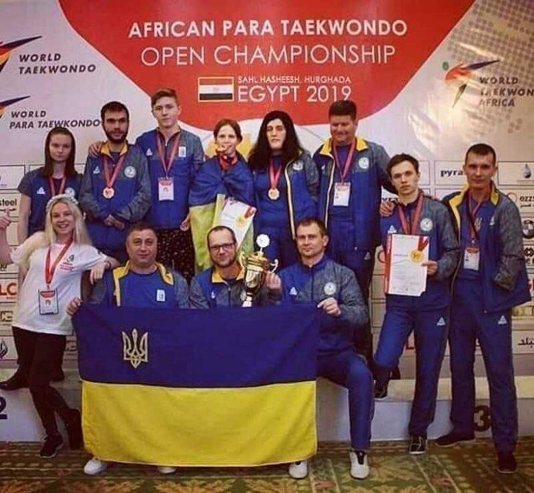 10 медалей на світових змаганнях завоювали ладижинські спортсмени