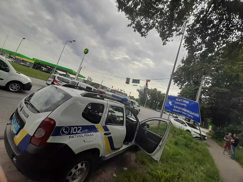 Удивительное ДТП в Виннице возле Метро! (фото, видео), фото-4