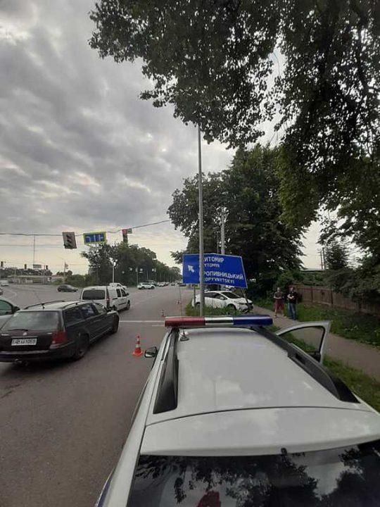 Удивительное ДТП в Виннице возле Метро! (фото, видео), фото-3