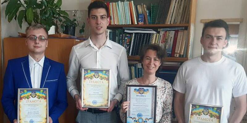 Студенти ВНТУ отримали нагороди за допомогу кіберполіції
