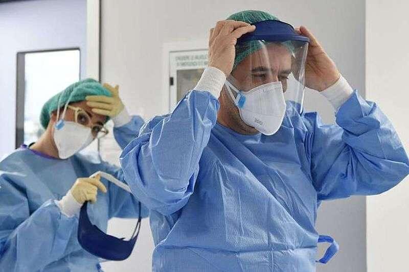 Чому приховують кількість хворих медиків по Вінницькій області?