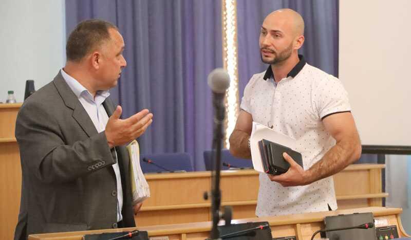 Як депутат Стаднік виправдовувався перед депутатами (відео)
