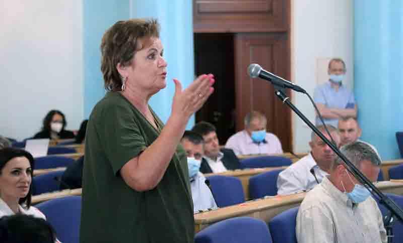 Чому молилась на сесії ексрегіоналка Тетяна Антонець?