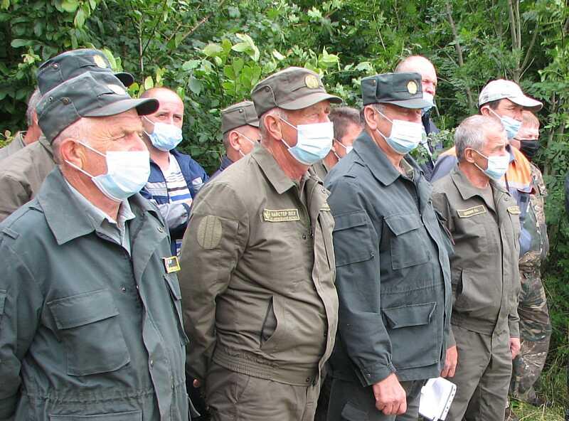 Лісівники Вінниччини активно впроваджують механізацію трудомістких процесів при догляді за лісовими культурами