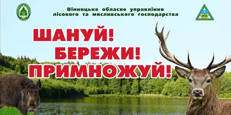 У серпні на Вінниччині відкривається сезон полювання на пернату дичину та копитних