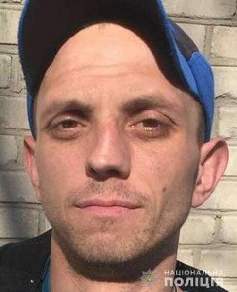 33-річнийКілимник Олег Юрійович розшукується Вінницьким відділом поліції