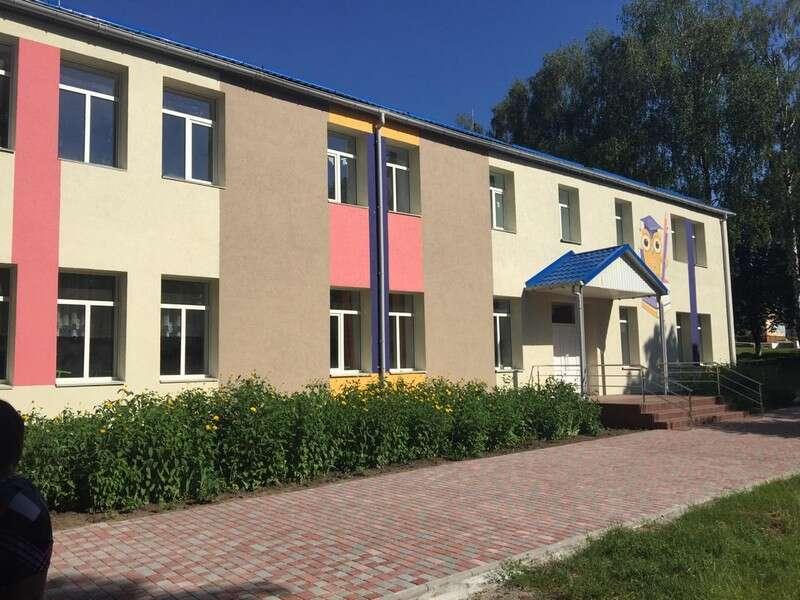Оновлена школа запрацює у селищі Оратів