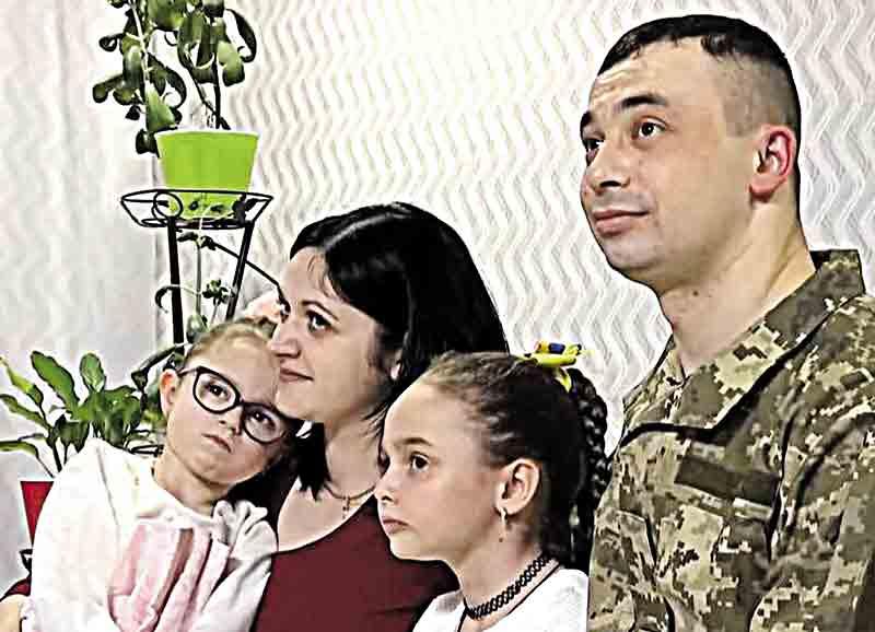 Орденом «За мужність» нагородили спецпризначенця, який 5 років був у полоні