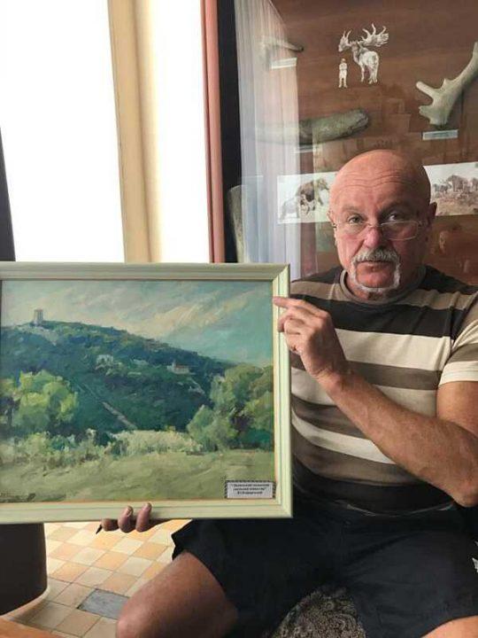 Художники Поділля передали свої роботи в краєзнавчий музей Могилева-Подільського