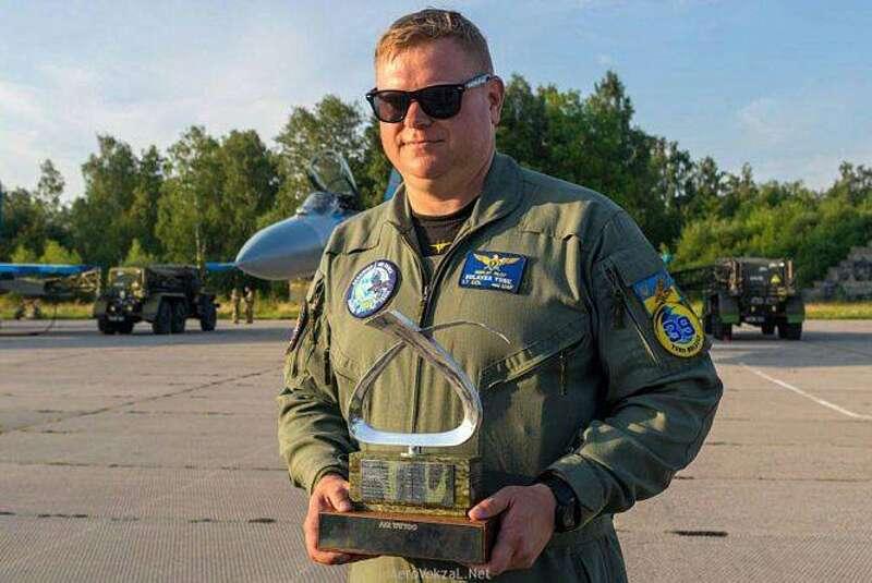 Кращий військовий льотчик світу підполковник Юрій Булавко відтепер служить у Вінниці