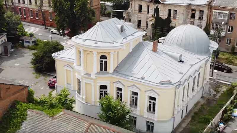 Центр історії Вінниці переїхав у штаб Петлюри (відео)
