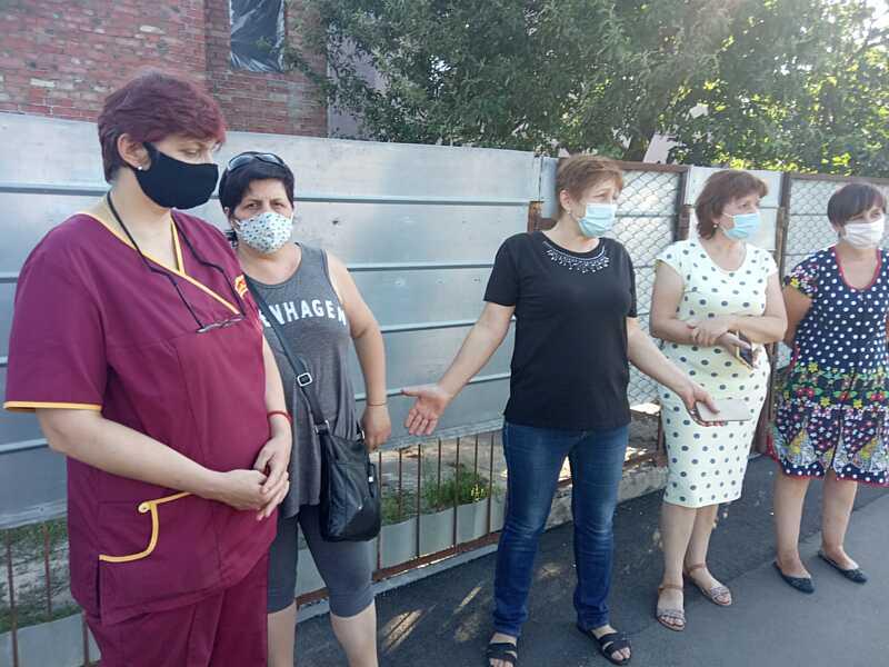 У Вінниці через дорожню розмітку повстали мешканці вулиці