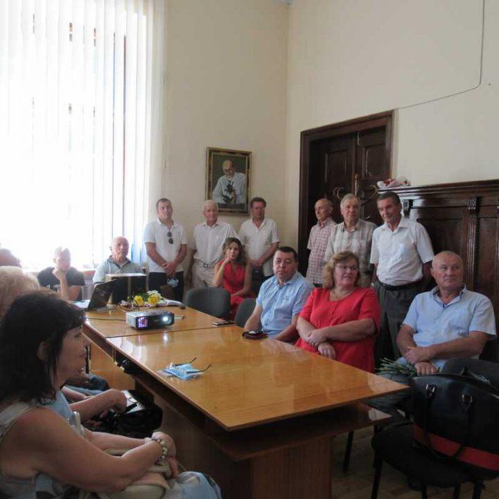 Музей професора Кузьміна відкрили у Немирові (відео)