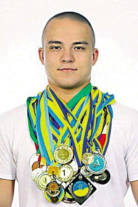 Вперше майстром спорту з греко-римської боротьби став 16-річний вінничанин