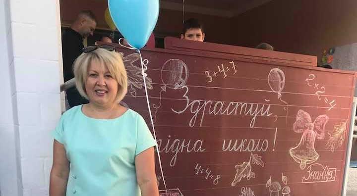 Депутатка з Ладижина Людмила Головашич вийшла із «Батьківщини» і йде на вибори в облраду від «Слуг» (відео)