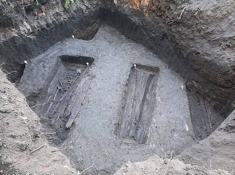 Старий військовий цвинтар відшукали у Вінниці