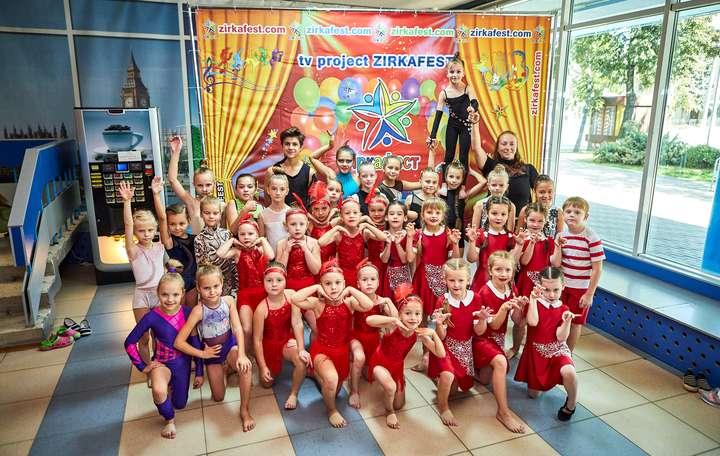 """Вперше у Вінниці показали """"хореографічну імпровізацію"""" на фестивалі """"Мамине Щастя"""" (відео)"""