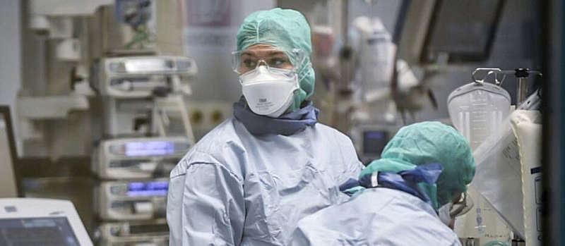 """У психлікарні №2 та тубдиспансері будуть лікувати """"ковідних"""" хворих"""