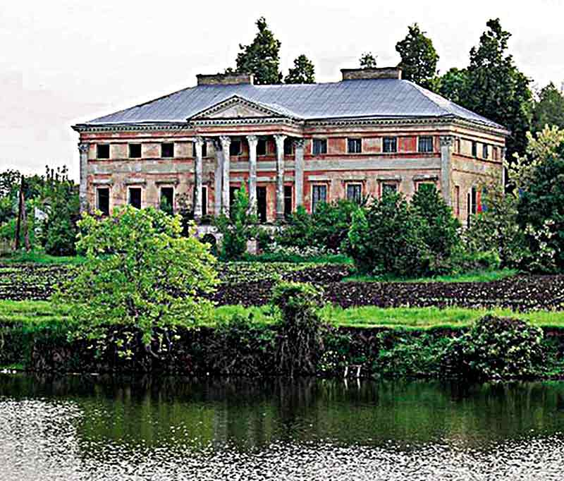 Палац Чацького у Серебринцях виборов першість серед палаців Вінниччини