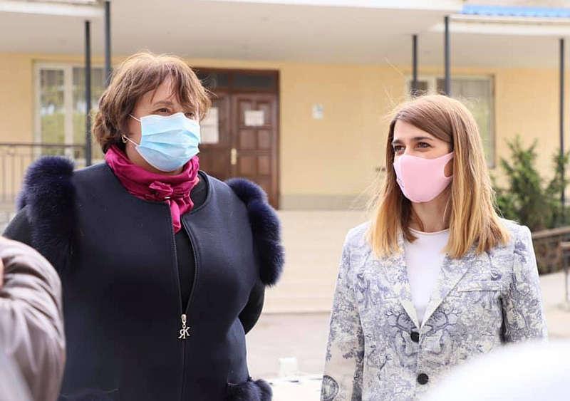 Від ковіду померла головна лікарка Томашпільської ЦРЛ