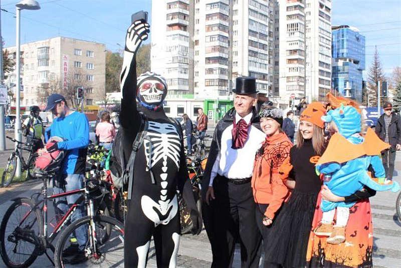 Велопробіг до Хеловіну проведуть у Вінниці