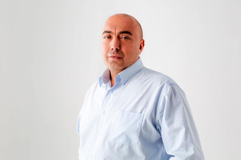 Олександр Ревунов іде в депутати міської ради від партії «ОПОЗИЦІЙНА ПЛАТФОРМА — ЗА ЖИТТЯ»