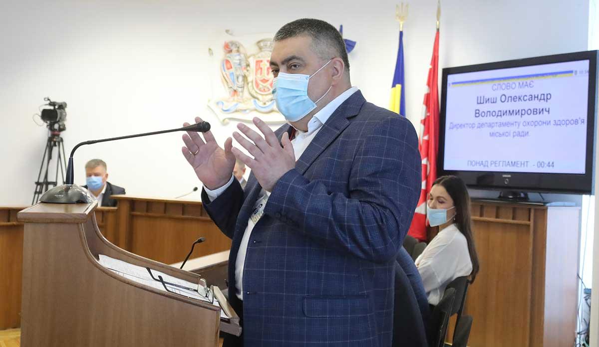1-й пологовий у Вінниці не закриють! А додадуть ліжок, кисневу сітку та обладнання для прийому коронавірусних пацієнтів (відео)