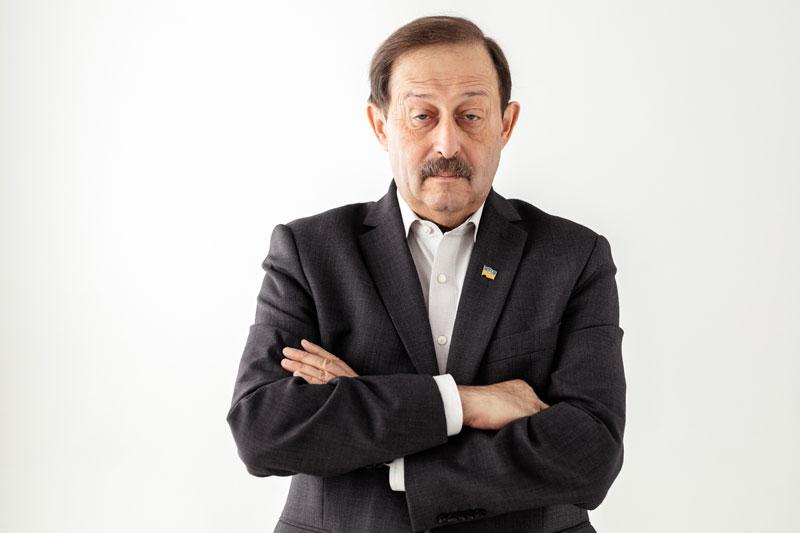 Роман Аксельрод: зроблю все, щоб виборці мені довіряли